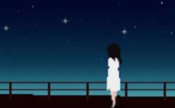 【入間川ドットアニメ】8月14日の展望台