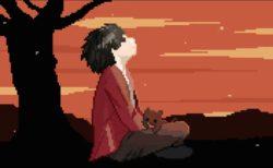 【入間川ドットアニメ】SUNSET HERO
